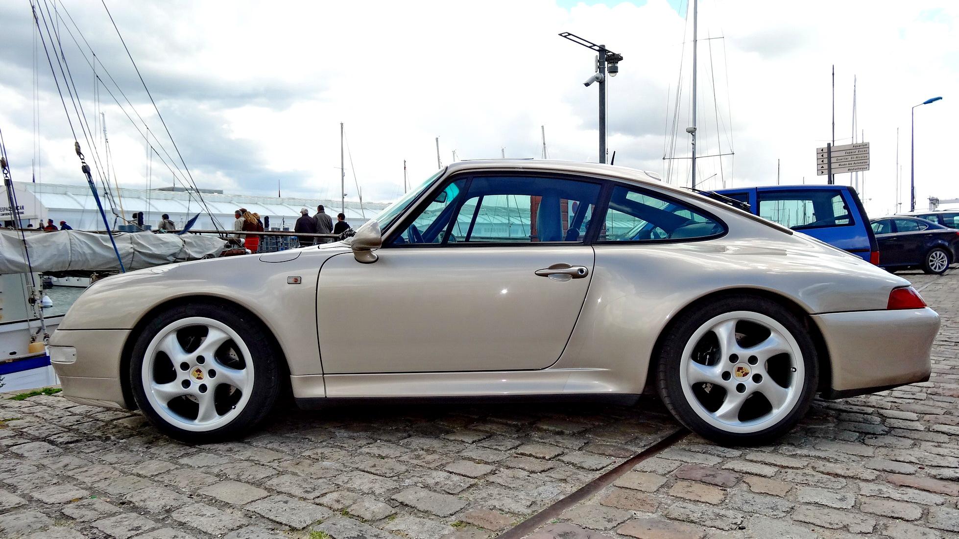 993 S Porsche Paladio