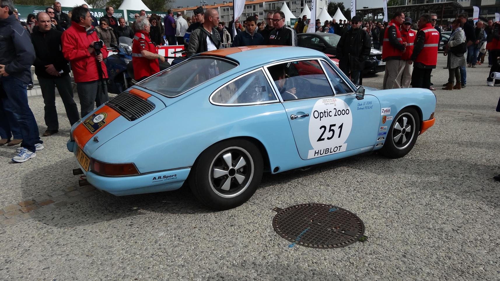 Le Tour Auto Porsche Classic