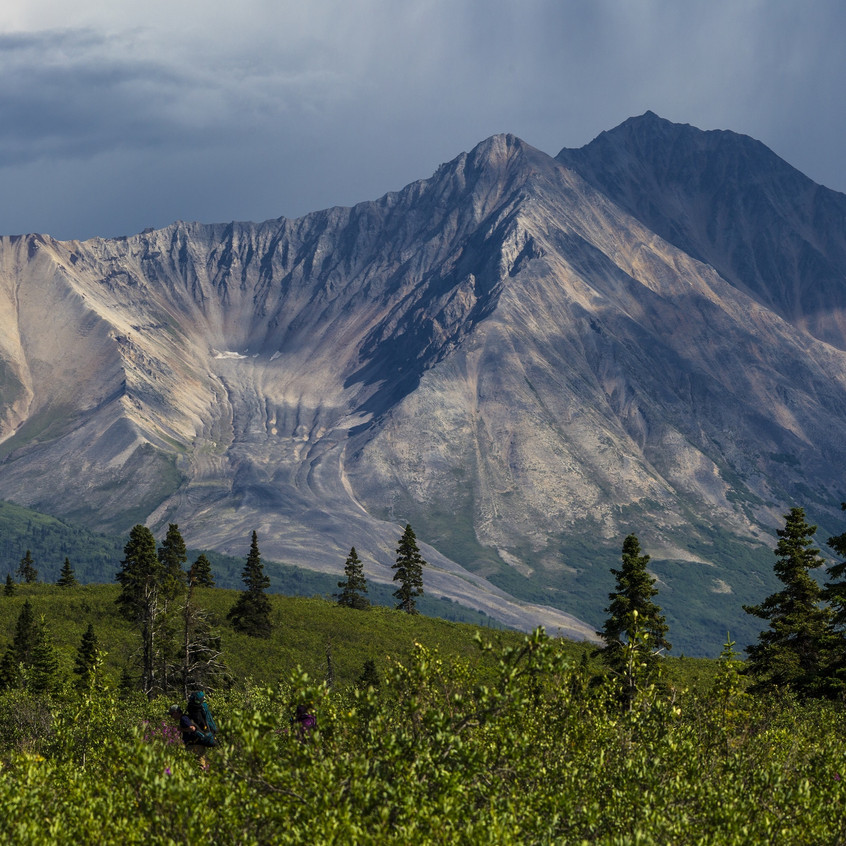 alaska landscape-2124756