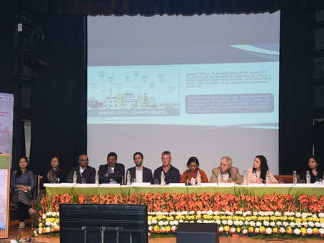 VPC Presents at Global Symposium on Disaster-Resilient Smart Cities