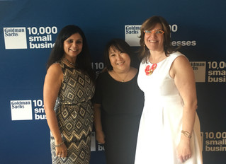 VPC's President Graduates from the Goldman Sachs 10KSB Program