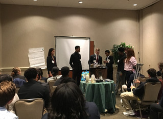 Future Leaders and Entrepreneurs Impress VPC President at Fall Leadership Conference