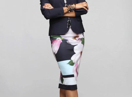 SHOUT OUT: KIKO DAVIS BECOMING THE FIRST AND ONLY BLACK WOMAN BANK OWNER.