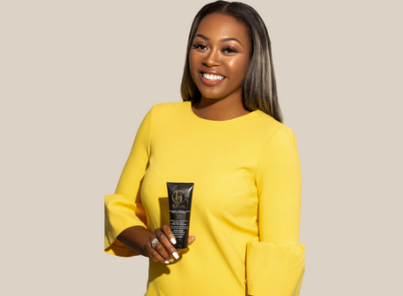 SHOUT OUT: SHONTAY LUNDY The Owner of BLACK GIRL SUNSCREEN.