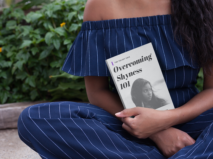 OVERCOMING SHYNESS E-BOOK