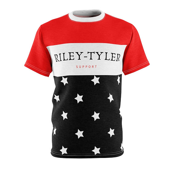 Riley Tyler Big Red Unisex Tee