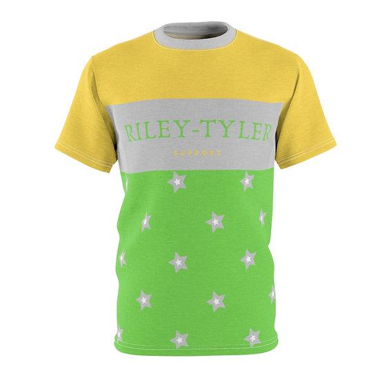 Riley Tyler Lemon-Lime Unisex Tee