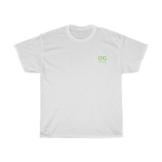Green Bold OG Pocket Logo Tee