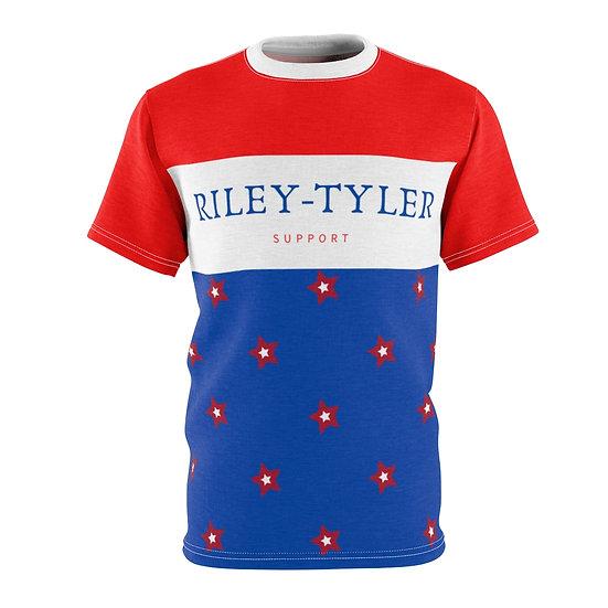 Riley Tyler USA Unisex Tee