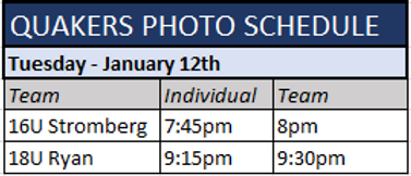 Quakers JANUARY 2021 Photo Schedule.PNG