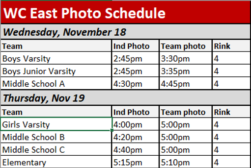 West Chester East Team Schedule.PNG