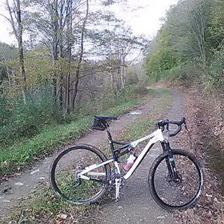 gravel race bike on trail.jpg