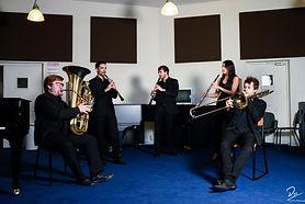 Le Quintette PHENIX festival les musical
