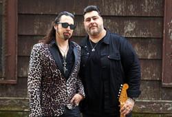 Dennis Gruenling & Nick Moss