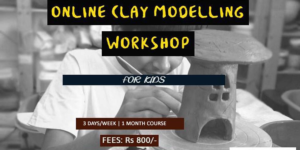 CLAY MODELLING WORKSHOP
