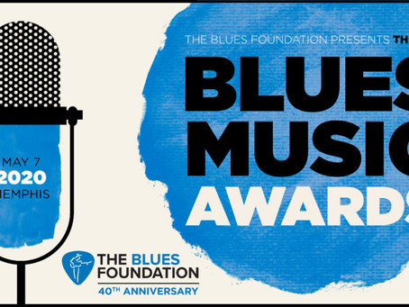 Nick Moss Band feat. Dennis Gruenling Nominated for 2020 Blues Music Awards
