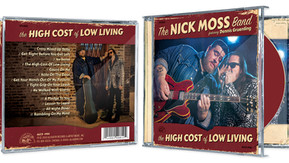 """NMB's """"High Cost of Low Living"""" Nominated for 2019 Living Blues Award - VOTE!"""