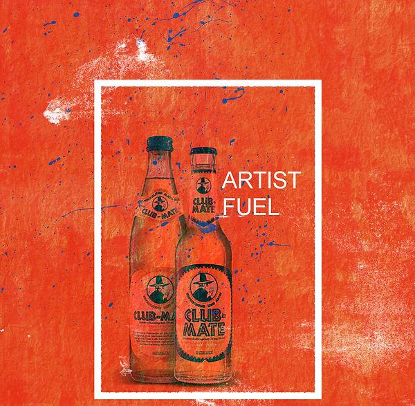 Artist fuel