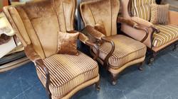 fauteuils-herstoffering-ten-caat