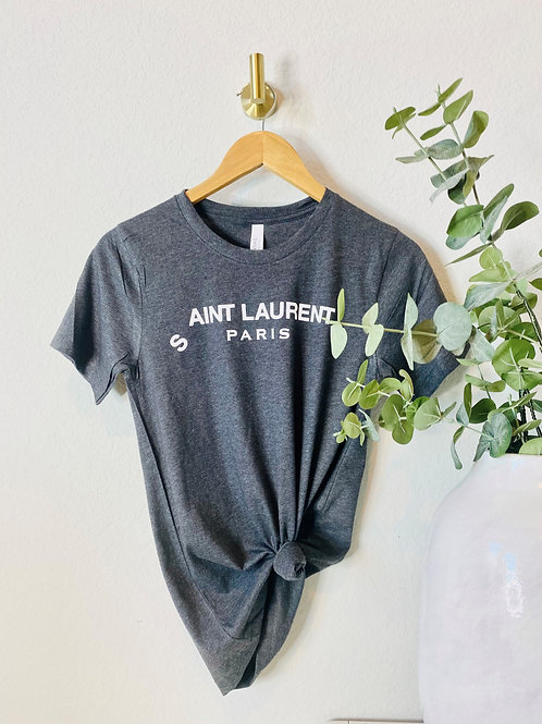 LIMITED EDITION Ain't No Saint T-shirt