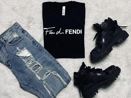 LIMITED EDITION FanDiFendii Graphic T-shirt
