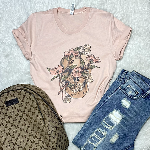 Spring with You T-shirt (Vintage Feel)