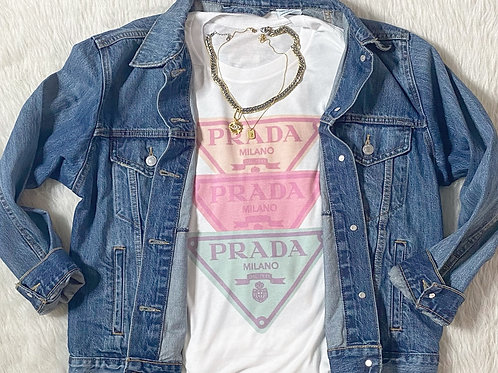 Candy Love Graphic T-shirt ( Vintage Feel )
