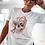 Thumbnail: Skull&SnakeGucci Graphic T-shirt ( Vintage Feel )