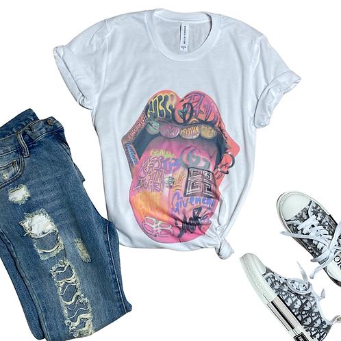 Talk To Me T-shirt (Vintage Feel)