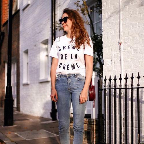 Creme De La Creme Graphic T-shirt