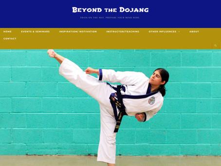 Beyond the Dojang Blog site