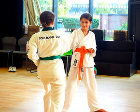 Rainford Karate, UK Soo Bahk Do Moo Duk Kwan