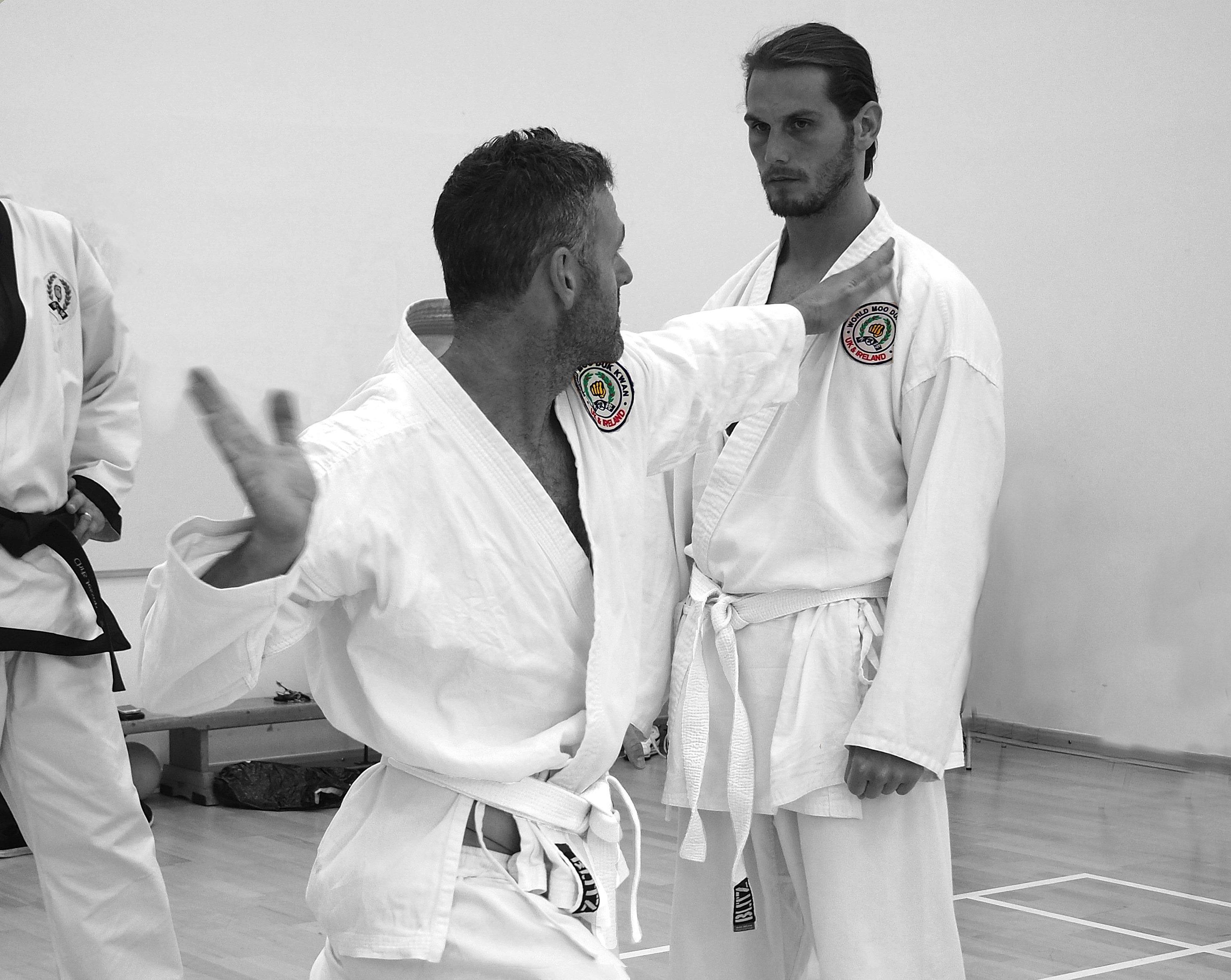 Rainford Karate UK Soo Bahk Do
