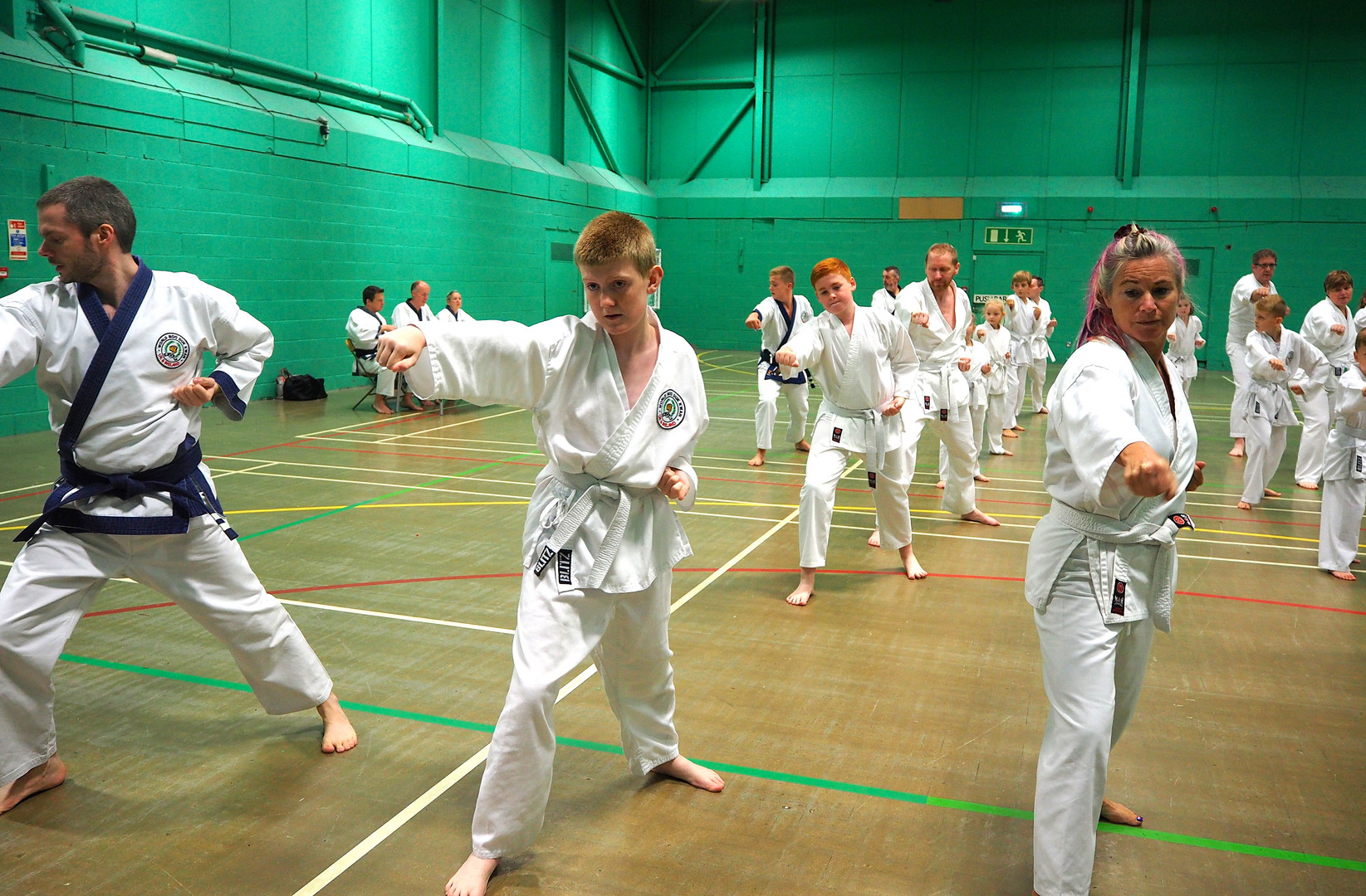 UK World Moo Duk Kwan, UK Soo Bahk Do Grading