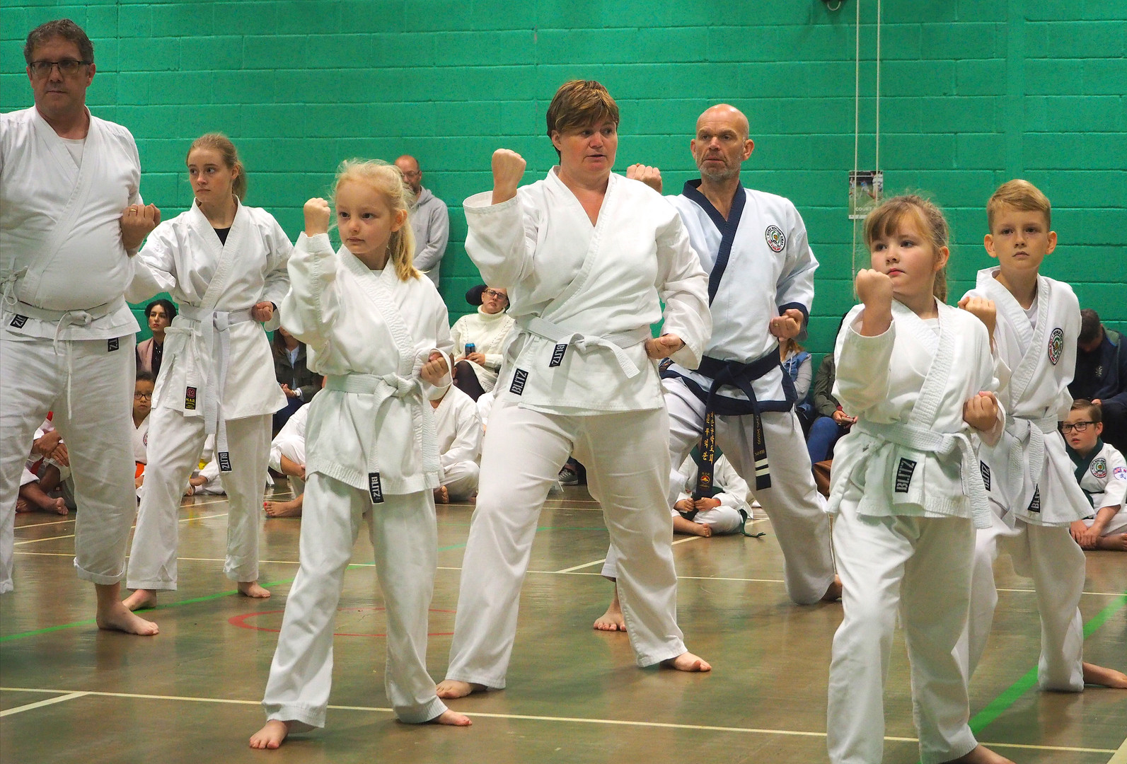 UK World Moo Duk Kwan Grading, UK Soo Bahk Do