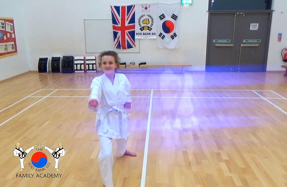 Rainford Karate Martial arts  UK soo bahk do