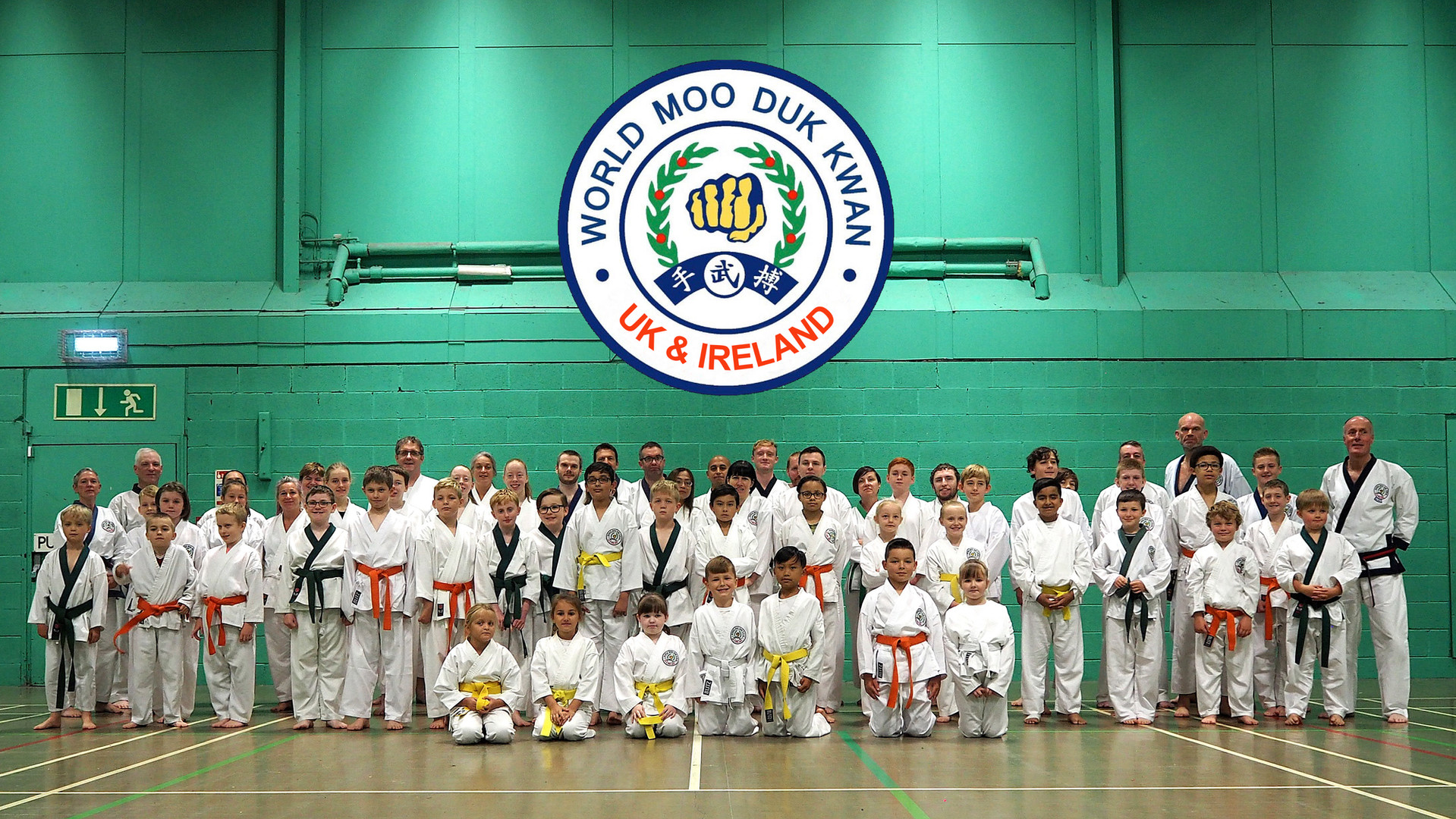 UK Soo Bahk Do grading event Sept.2019