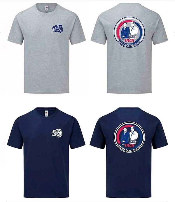 UK Moo Duk Kwan T shirt