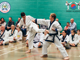 UK SOO BAHK DO SEPT. GRADING SUCCESS!