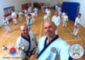 Rainford Karate St Helens UK Soo Bahk Do