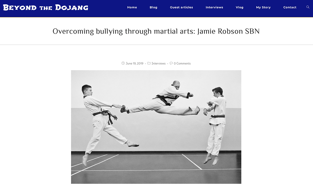 UK Soo Bahk Do - Anti bullying