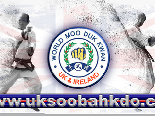 New National UK Soo Bahk Do Federation Website!