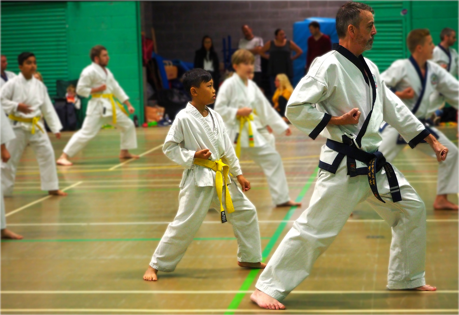 UK World Moo Duk Kwan, UK Soo Bahk Do Grading Sept. 2019