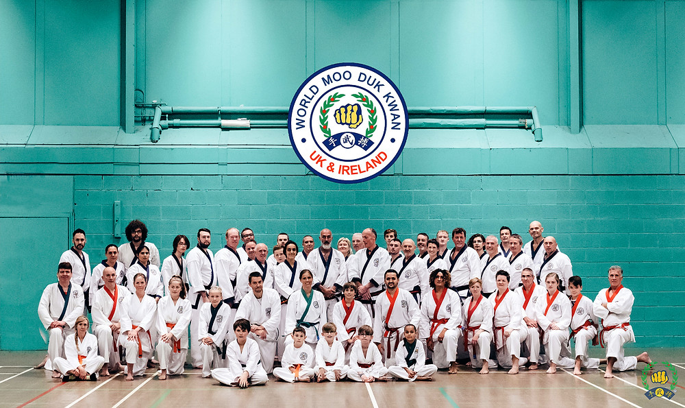 UK Soo Bahk Do Federation seminar 2018