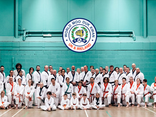 UK Soo Bahk Do Seminar with Elodie Mollet.