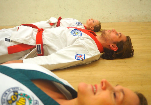 Rainford Karate UK Soo Bahk Do Moo Duk Kwan