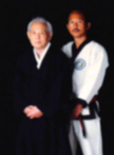 UK Moo Duk Kwan, Hwang Kee, HC Hwang