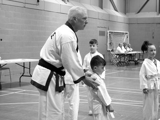 UK Soo Bahk Do June Grading 2019.