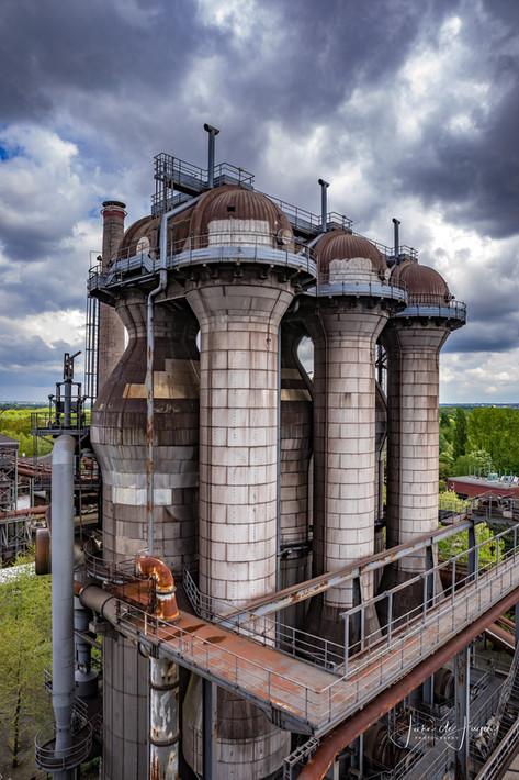 Abandoned Steel Factory, Duisberg, Germany