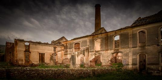 Abandoned Sugarmill, Spain